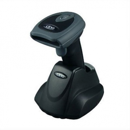 CINO F780BT Barcode Scanner with Smart Cradle and USB Cable