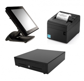 POS Hardware Bundles | (All In One) POS Bundle of Printer