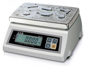 CAS SW-1W Digital Weighing Scale (Waterproof Scale)