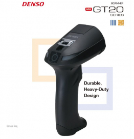 DENSO GT20B-R-KIT, HAND HELD SCANNER 1D INCLUDING RS-232 CABLE