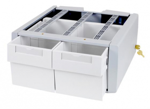 Ergotron Styleview Suplemental Tall Double Storage Drawer