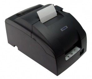 EPSON TM-U220B Dot Matrix Receipt Printer SERIAL Autocutter