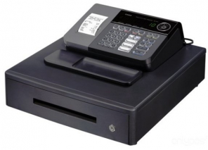 Casio SES10 Cash Register with Small Cash Drawer