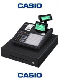 Casio SEC450 ECR Single Roll Cash Register