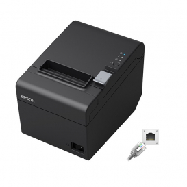 Epson TM-T82III Thermal Direct Receipt Printer (Ethernet/USB)