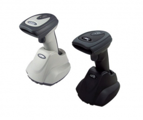 CINO F780BT  Barcode Scanner with Smart Cradle & RS2 Cable Black