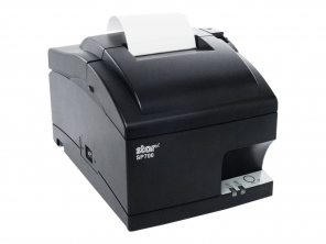 SP712 (SERIAL) Printer with Tear Bar Internal Power Supply & Serial Cable
