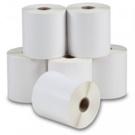 Thermal Label Rolls Perm 50x28 1AC 2000/R Sml Cre