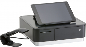 Star Micronics mPOP with Scanner Black