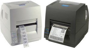 CITIZEN CLS621 Thermal Transfer Label Printer black