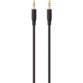 Belkin Portable Audio Cable 2M - Gold Connector