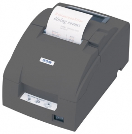 Epson TMU220B Ethernet Kitchen Order Printer Autocutter