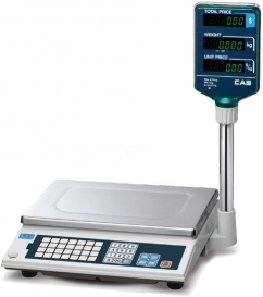 CAS AP-1 Plus Price Computing Scale