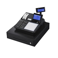 Casio SRC4500 Dual Printer Cash Register (Bluetooth)