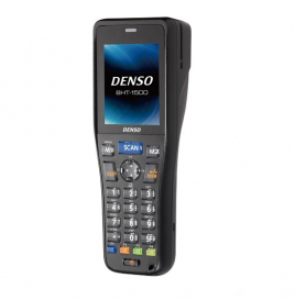 Denso BHT-1505B Terminal BHT-OS 1D Including Battery, USB Cable, Cradle & Power Supply