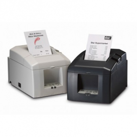 Star Micronics TSP654IIBi Thermal Printer with Autocutter - Bluetooth Black