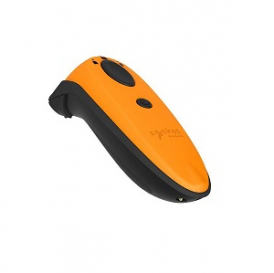 Clever Shops Socket DuraScan D750 2D Barcode Scanner (Construction Orange)