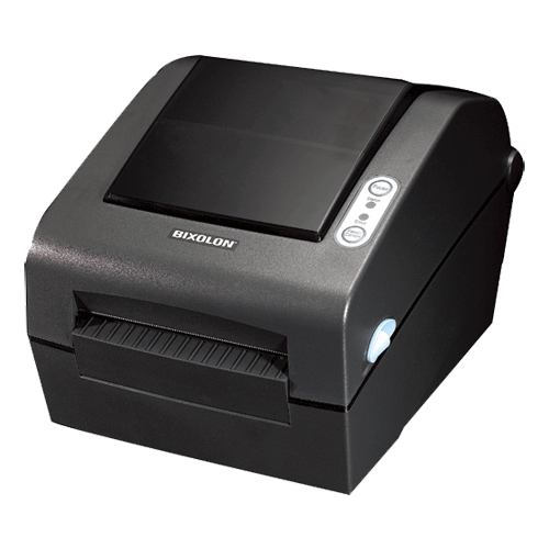 Bixolon SLPDX220 203DPI Direct Thermal Label Printer Serial/USB Black
